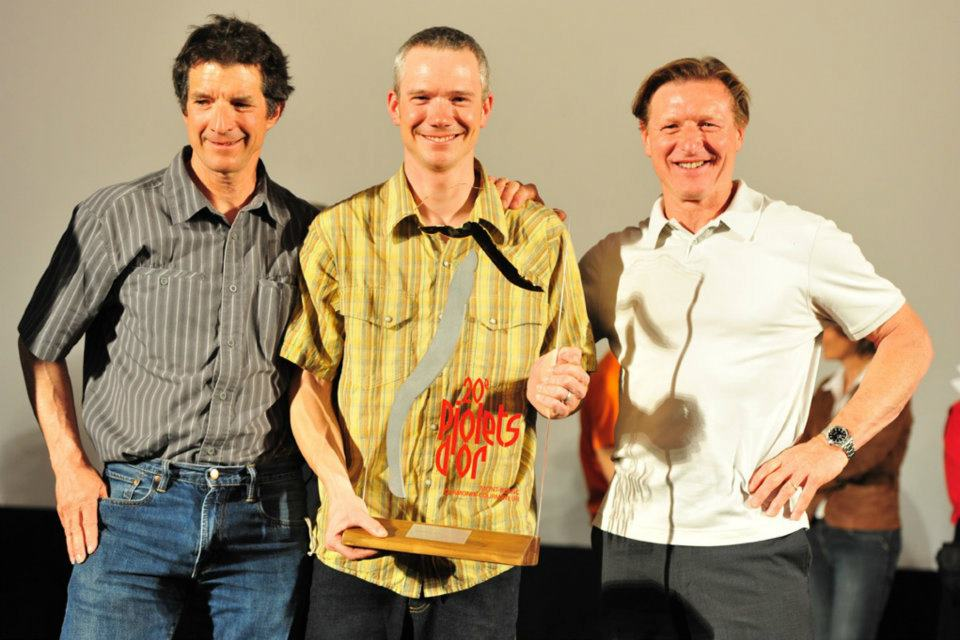 Piolet d'Or winners 2012