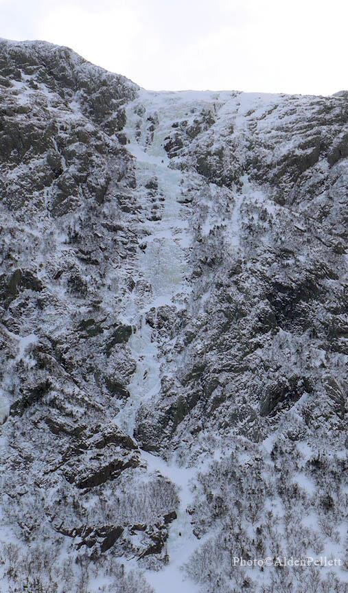 Newfoundland-climb---Alden