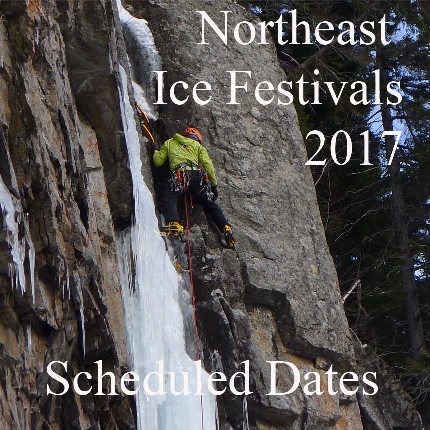 Northeast Ice Festivals 2017